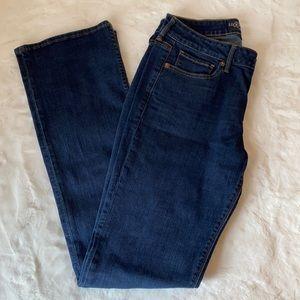 Lucky Brand Lolita Boot Jeans Dark Wash Sz 8L